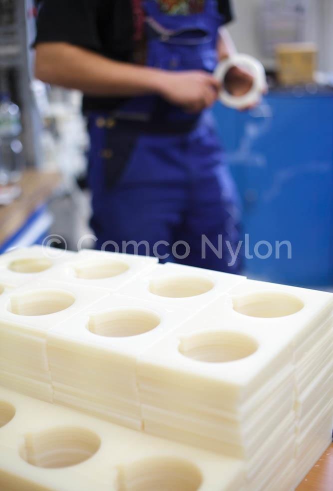 Fertigteile Comco Nylon